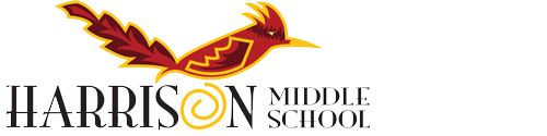Harrison Middle School  Logo